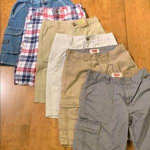 Cargo shorts bundle